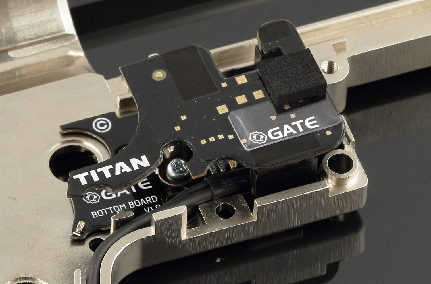 Gate Titan M4 Airsoft Rifle Wiring Diagram